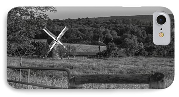Country Windmill IPhone Case