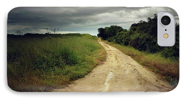 Countryside Trail IPhone Case by Carlos Caetano