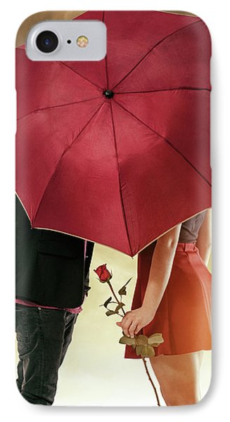 IPhone Case featuring the photograph Couple Of Sweethearts by Carlos Caetano