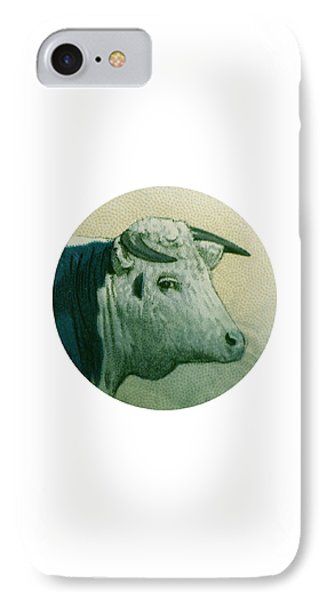 Cow IIi IPhone Case