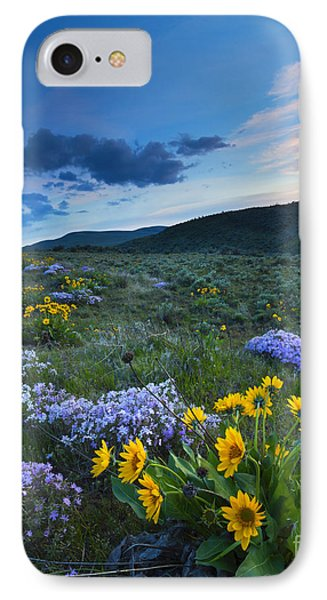 Cowiche Spring Sunset IPhone Case