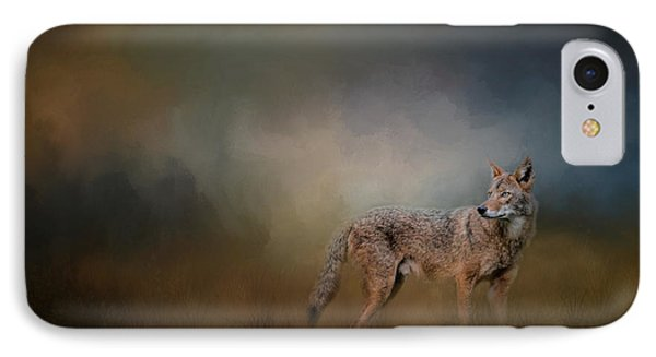 Coyote At Shiloh IPhone Case