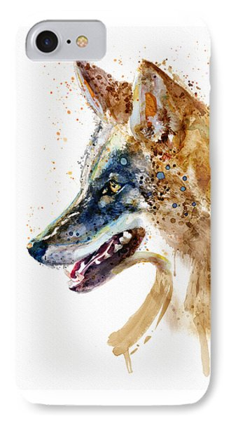 Coyote Head IPhone Case