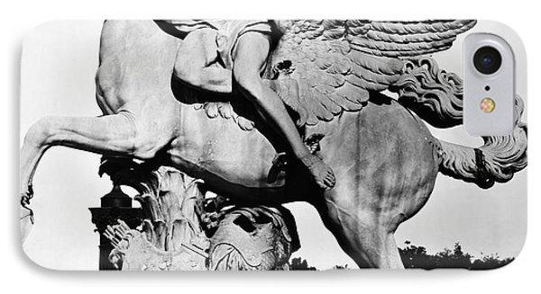 Coysevox: Mercury & Pegasus Phone Case by Granger