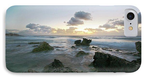 Cozumel Sunrise IPhone Case by Robert Och