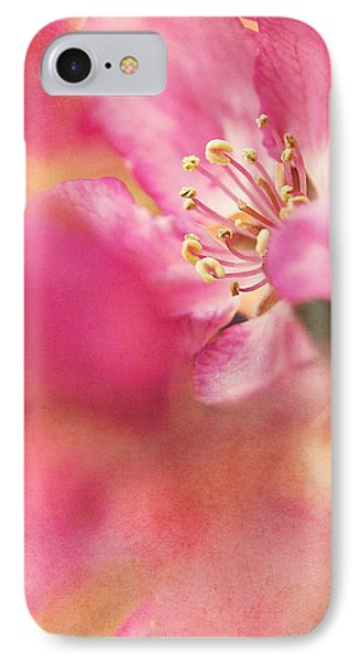 Crab Apple Blossoms II IPhone Case by Kharisma Sommers