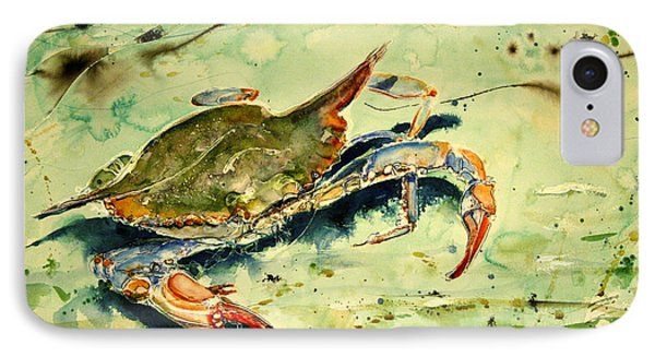 Crabby Appleton IPhone Case by Shirley Sykes Bracken