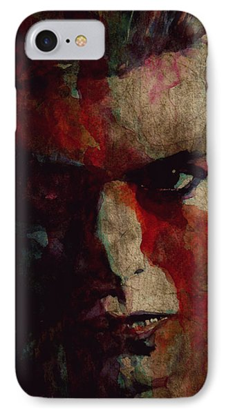 Cracked Actor IPhone Case by Paul Lovering