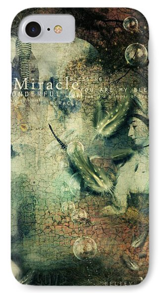 Cracked Miracle IPhone Case