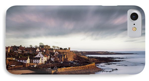 Crail Harbour IPhone Case by Dave Bowman