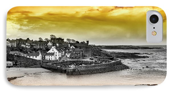 Crail Harbour IPhone 7 Case