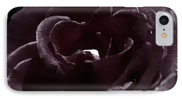 Cranberry Rose Phone Case by Clayton Bruster