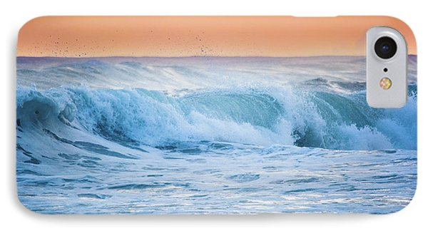 Crashing At Sunset IPhone Case by Parker Cunningham