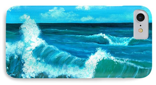 Crashing Wave IPhone Case by Anastasiya Malakhova