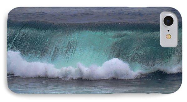 Crashing Wave IPhone Case by Pamela Walton