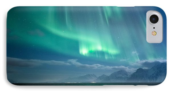 Crashing Waves IPhone Case by Tor-Ivar Naess