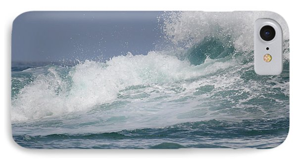 Crashing Waves IPhone Case by Wilko Van de Kamp