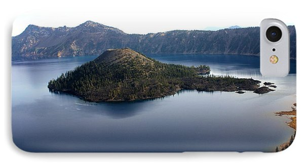 Crater Lake 2 Phone Case by Marty Koch
