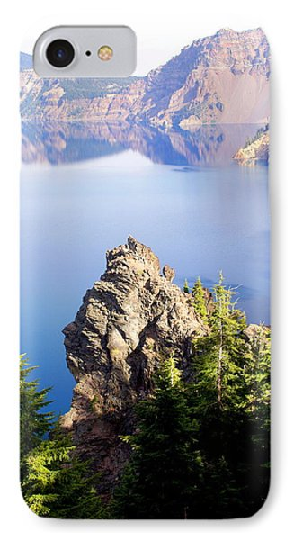 Crater Lake 4 Phone Case by Marty Koch