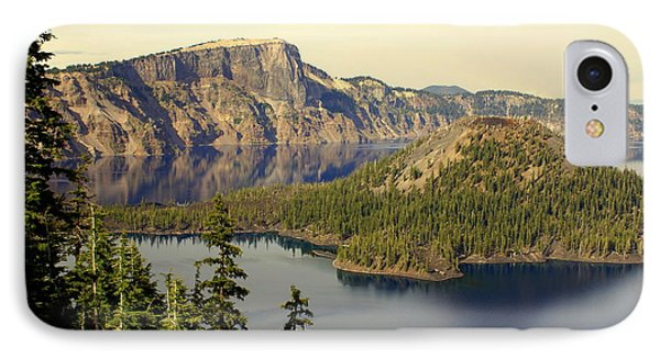 Crater Lake 6 Phone Case by Marty Koch