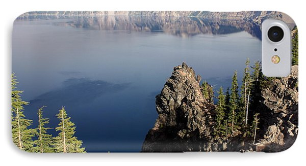 Crater Lake 7 Phone Case by Marty Koch