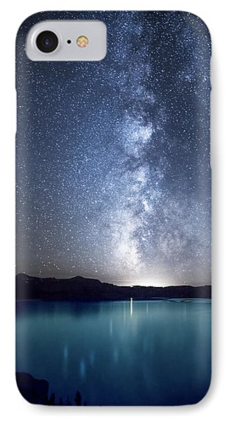 Crater Lake Glow IPhone Case