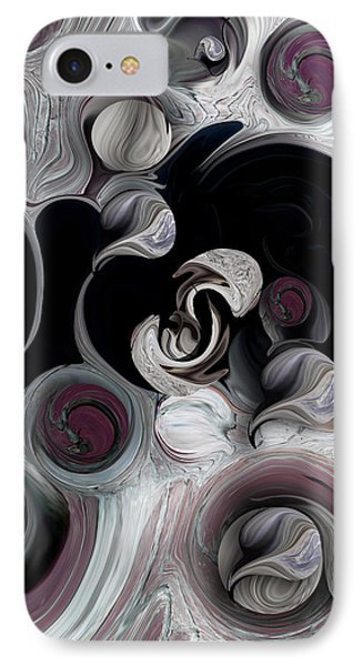 Creation And Dimension IPhone Case