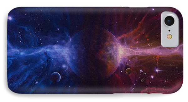 Creation IPhone Case by Mauro J Colombo