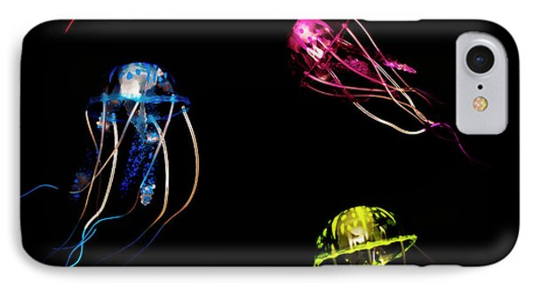 Creatures Of The Deep IPhone Case by Jorgo Photography - Wall Art Gallery