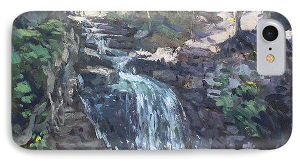 Creek Falls  IPhone Case