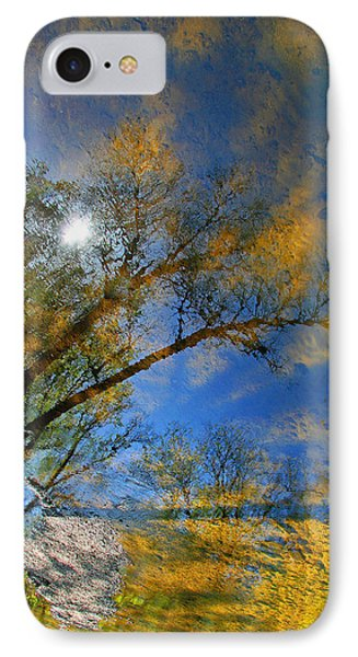 Creek Reflections IPhone Case