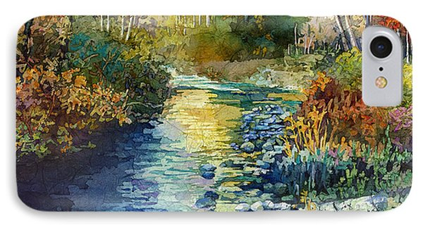 Creekside Tranquility IPhone Case by Hailey E Herrera