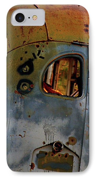 IPhone Case featuring the photograph Creepers by Trish Mistric