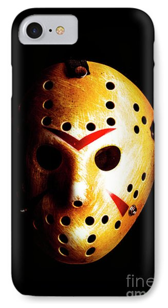 Creepy Keeper IPhone Case by Jorgo Photography - Wall Art Gallery