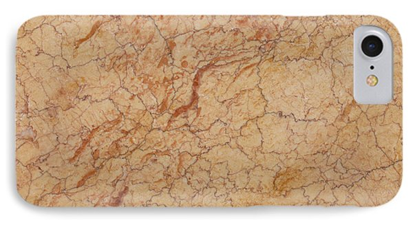 Crema Valencia Granite IPhone 7 Case by Anthony Totah