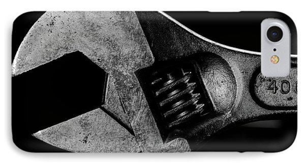 IPhone Case featuring the photograph Adjustable by Douglas Stucky