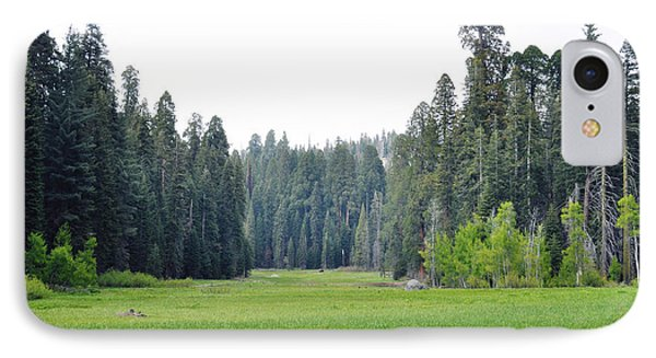 IPhone Case featuring the photograph Crescent Meadow by Kyle Hanson