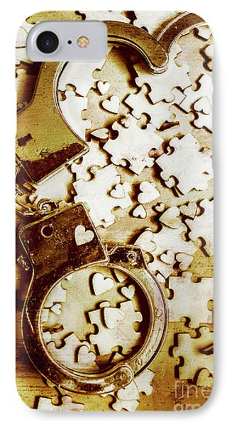 Punishment iPhone 7 Case - Criminal Affair by Jorgo Photography - Wall Art Gallery