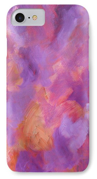 Crimson - Violet - Fire Phone Case by John Keaton