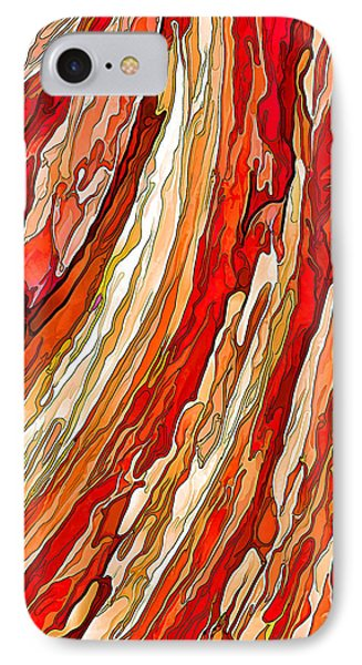Crimson Tide IPhone Case by ABeautifulSky Photography