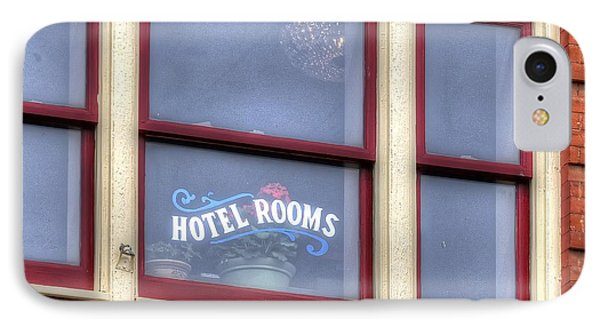 Cripple Creek Hotel Rooms 7880 IPhone Case by Jerry Sodorff