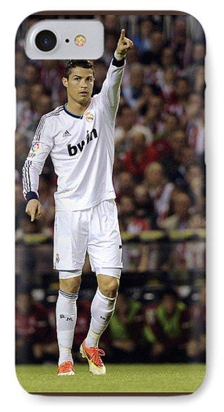 Cristiano Ronaldo 31 IPhone 7 Case