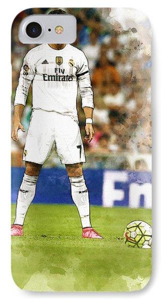 Cristiano Ronaldo Reacts IPhone Case