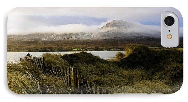 Croagh Patrick, County Mayo, Ireland Phone Case by Peter McCabe