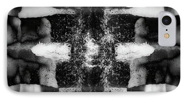 Crosmos IPhone Case by Wim Lanclus