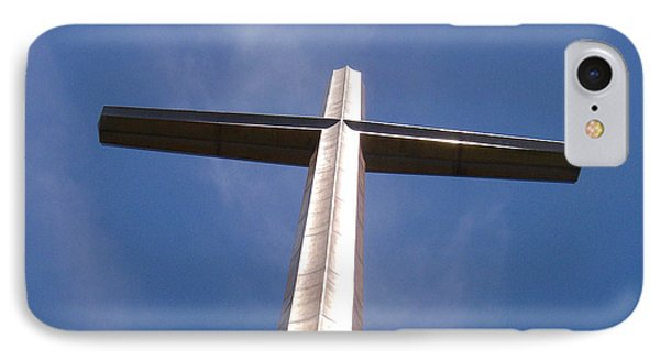 Cross At St. Augustine IPhone Case