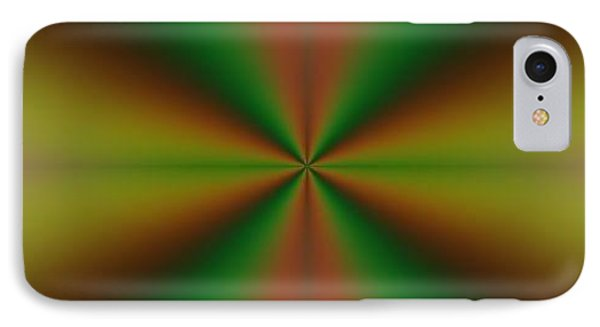 IPhone Case featuring the digital art Crossing I by Dragica  Micki Fortuna