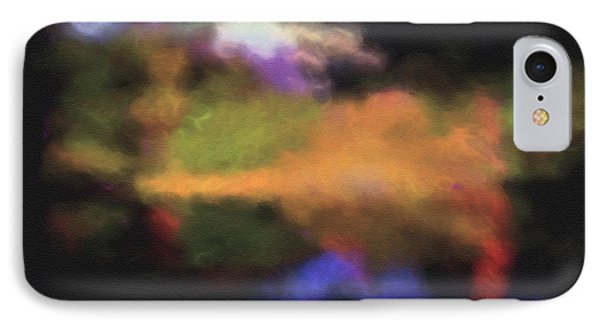 Crossing The Threshold Phone Case by William Horden