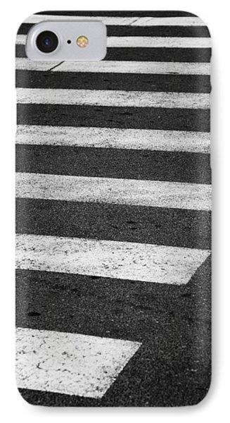 Crosswalk Phone Case by Gabriela Insuratelu