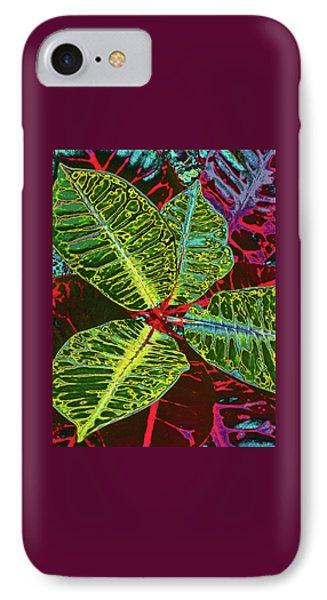 Croton - Deep Green IPhone Case